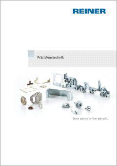 REINER Präzisionstechnik Katalog