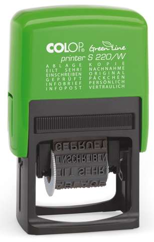 Colop Printer S220W Green Line