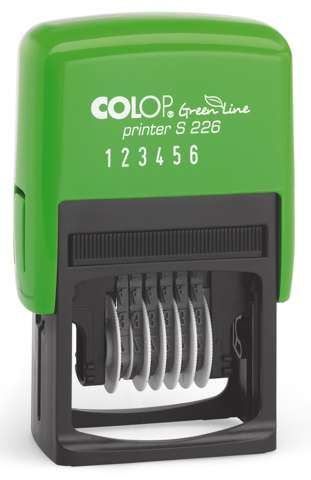 Colop Printer S226 Green Line