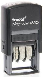 Datumstempel mit Lagertext Trodat Printy 4850/L7