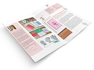Kreativ basteln mit Stempeln eBook