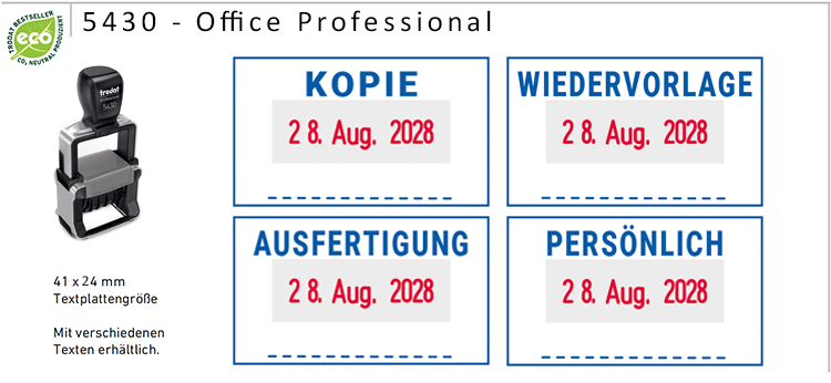Trodat Office Professional