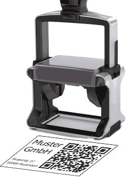 QR-Code Stempel
