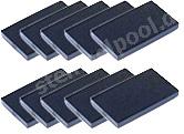 Ersatzstempelkissen E/PocketStamp 20 - 10er Sparpack