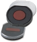 Ersatzstempelkissen rund E/R45 DATER/2 blau/rot für Colop Printer R 45-Dater