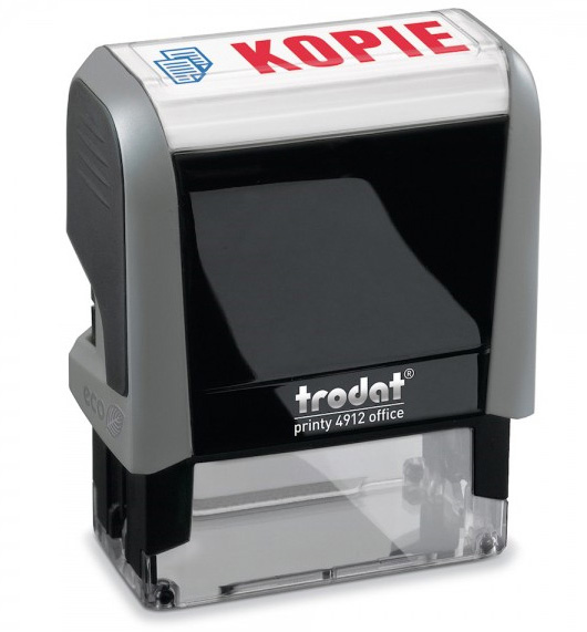 "Trodat Office Printy 4912 ""KOPIE"""