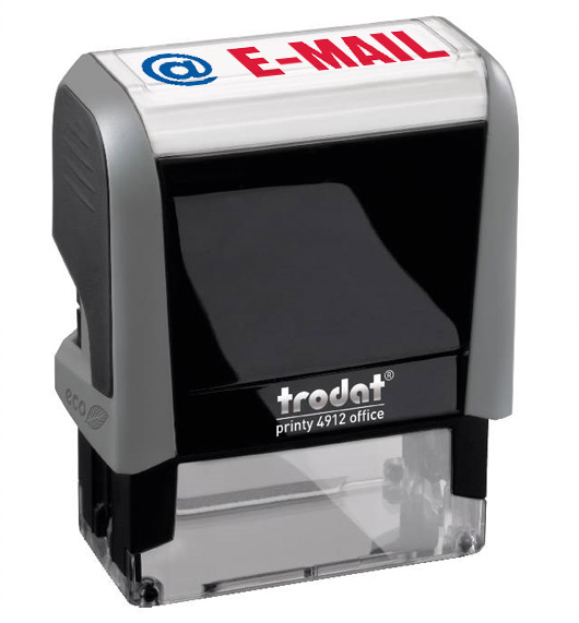 "Trodat Office Printy 4912 ""E-MAIL"""