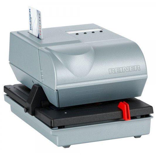 Elektrostempel REINER ChronoDater 920/922/925 mit Textplatte
