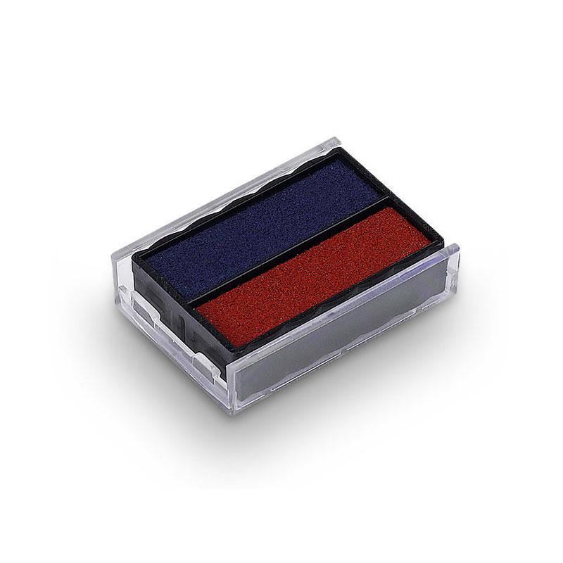 Ersatzstempelkissen 6/4850/2 für Trodat Printy 4850 - rot/blau