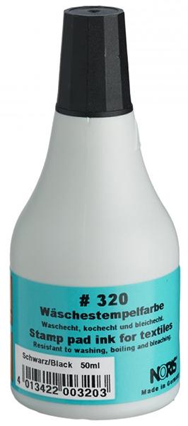 Wäschestempelfarbe Noris 320, 50 ml