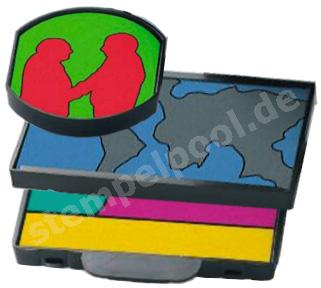 Ersatzstempelkissen für Trodat Multi Color (MCI), alle Größen