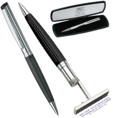Kugelschreiberstempel Heri diagonal wave 6221