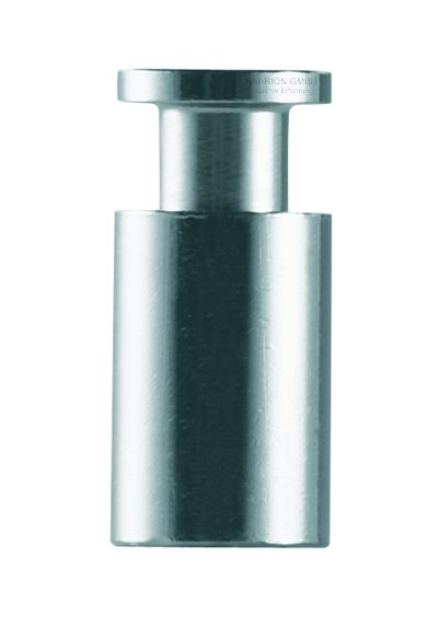 V2A Wandabstandshalter MINI (D=10mm) für Schildstärke 2-8 mm