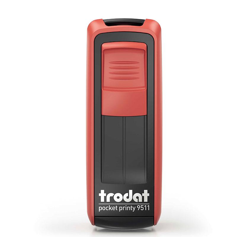 Taschenstempel Trodat Pocket Printy 9511