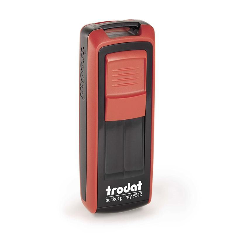 Taschenstempel Trodat Pocket Printy 9512