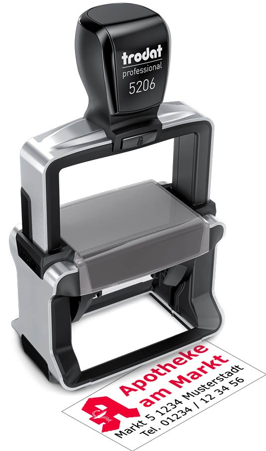 Trodat Professional 5206 MCI 4.0