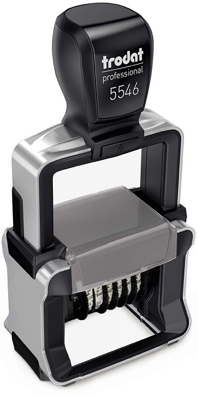 Ziffernbanddrehstempel Trodat Professional 5546 4.0