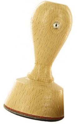 Holzstempel rund Ø 55 mm