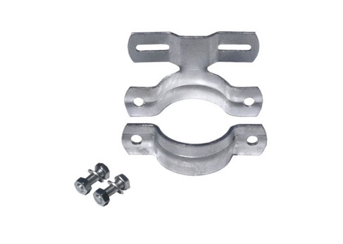 Rohrschelle - 70 mm Lochabstand bestellen