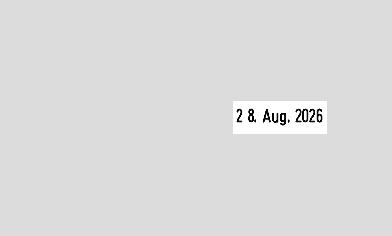 Datumstempel mit Text Trodat Professional 54120 Datum rechts